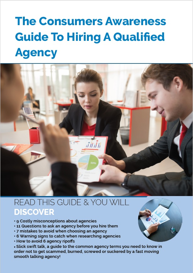 Consumers Awareness Guide To Hiring A Qualified Agency